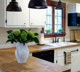 Sealing Butcher Block Countertops With Dark Tung Oil A Food Safe Stain