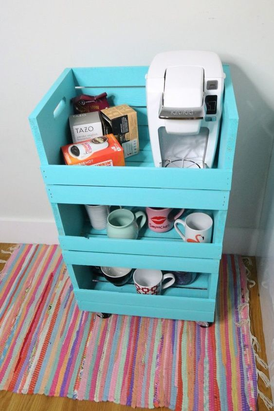 how do i add more storage to my small kitchen