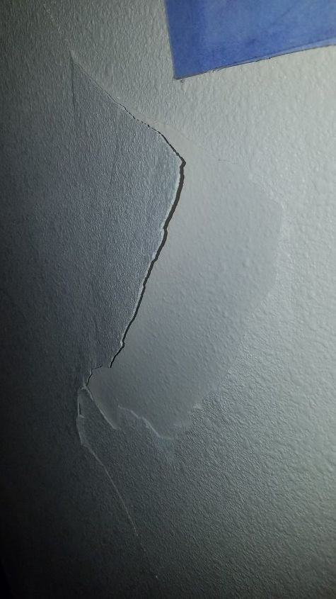 q how can i repair my wall