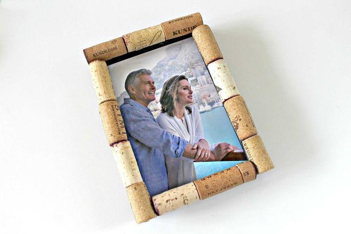 Wine Cork Frame | Hometalk