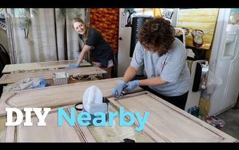 Episode 2: Turning Old Kitchen Cabinets Into New Beauties