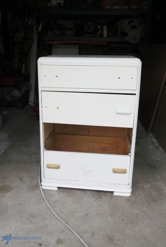 roadside rescue waterfall dresser