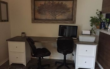 Dining Room Into Office