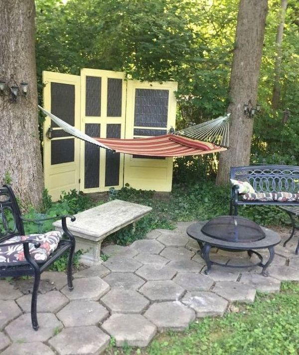 How To Get Privacy In Backyard how to get backyard privacy without a fence | hometalk