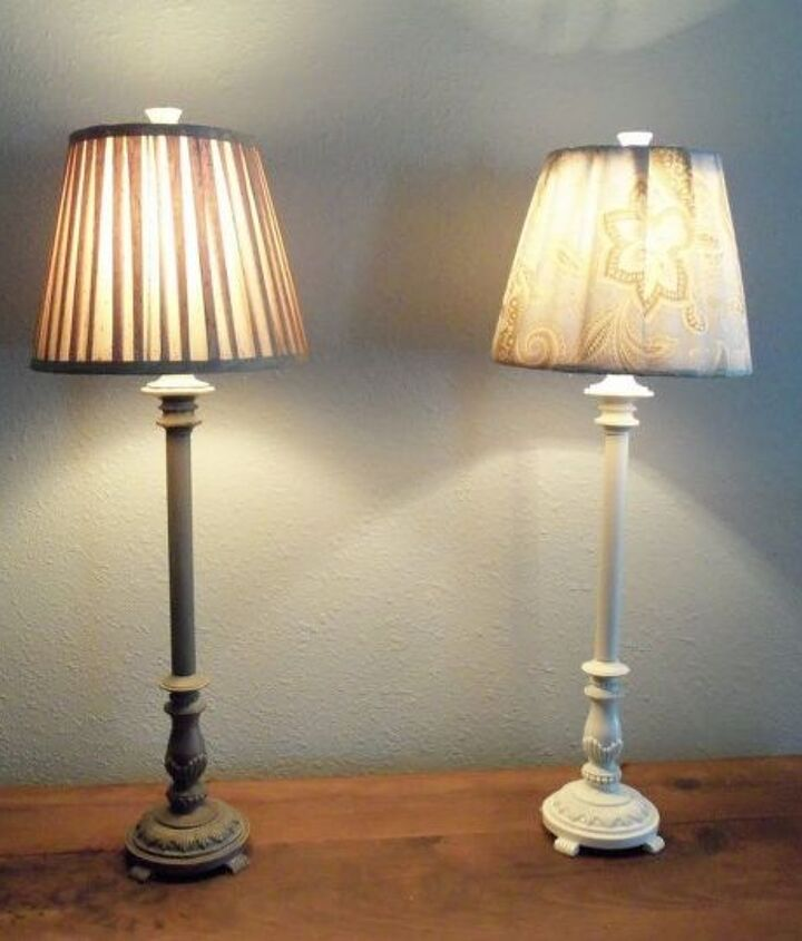 cute lamp makeover for 7