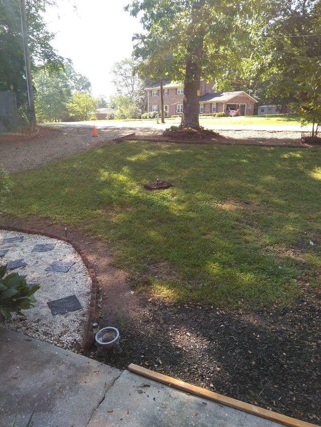 q grass to gravel conversion