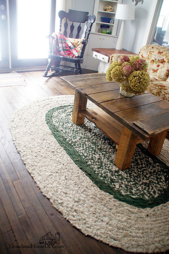 s 15 ways to spice up your floors, Braided Rug