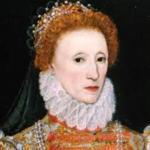 copyright-free images of Tudor ruff