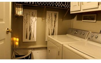 $65.00 Laundry Room Makeover!!