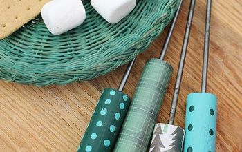 Decorate Your Own Hot Dog / Marshmallow Roasting Sticks