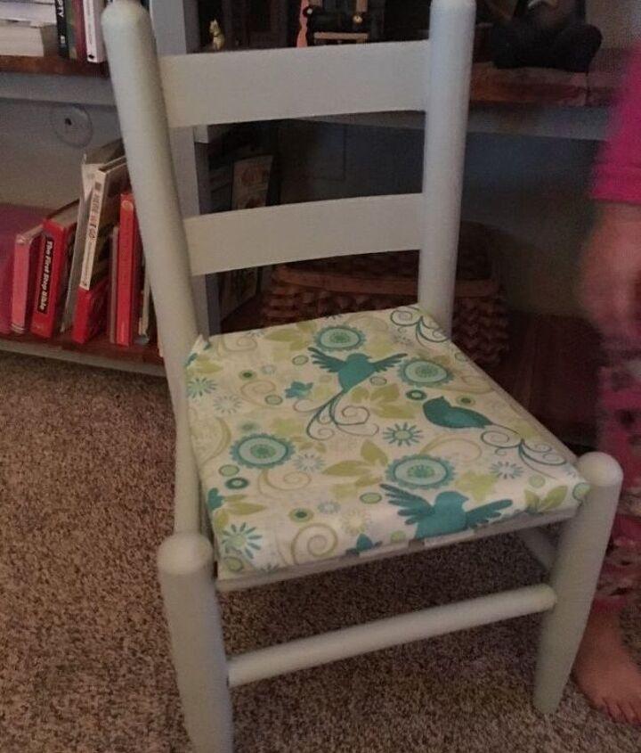 my chair challenge