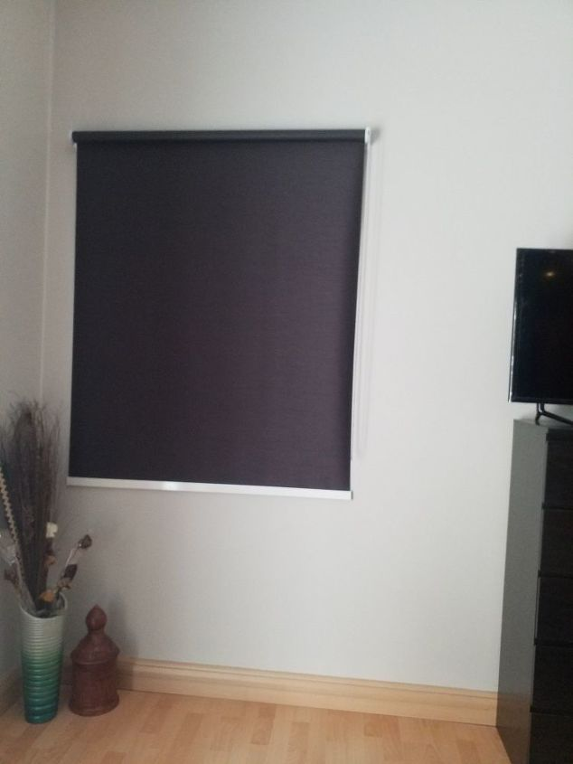 q roller blinds look officey