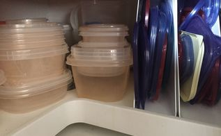 ikea desk file holder used to organize tupperware in your cupboard