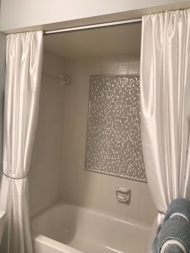 Beautiful Shower Curtains Ceiling Tracks for Your Shower and Bath ...