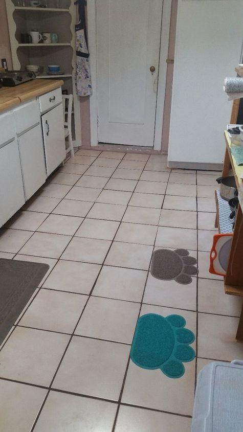 q paint tile floors
