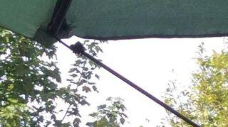How Can I Stabilize A Cantilever Umbrella Shade Hometalk
