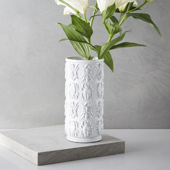 West Elm Insect Vase