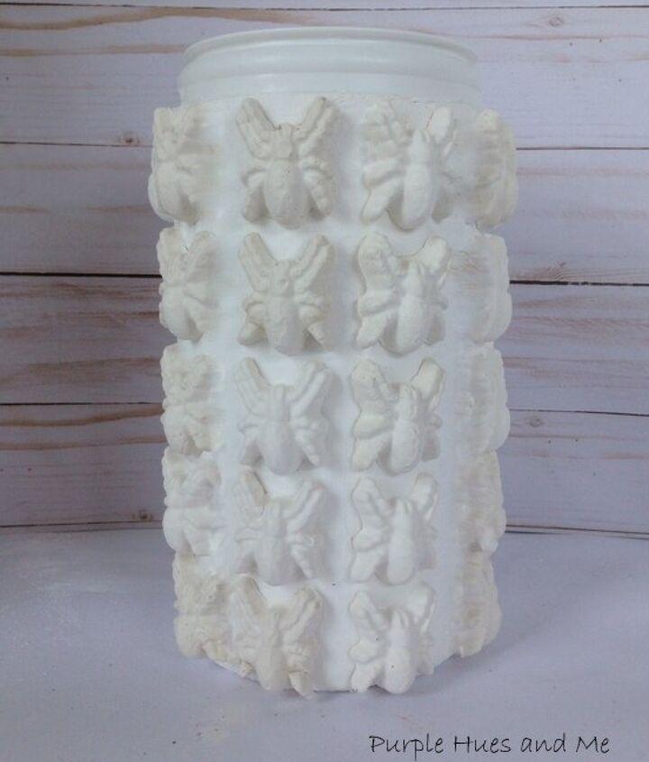 west elm inspired insect vase diy