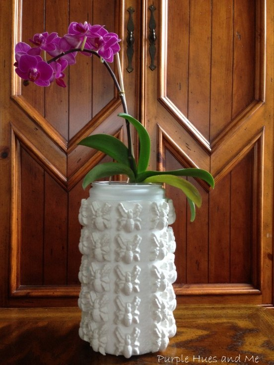 west elm inspired insect vase diy