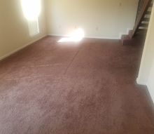 q brown carpet help