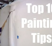 10 painting tips for your next project