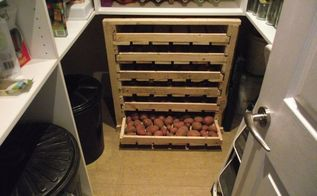 rough and ready veg storage