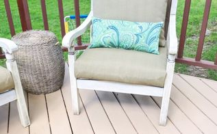 refresh a deck with deckover paint