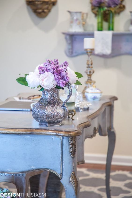 home office decor ideas transforming a study with feminine style