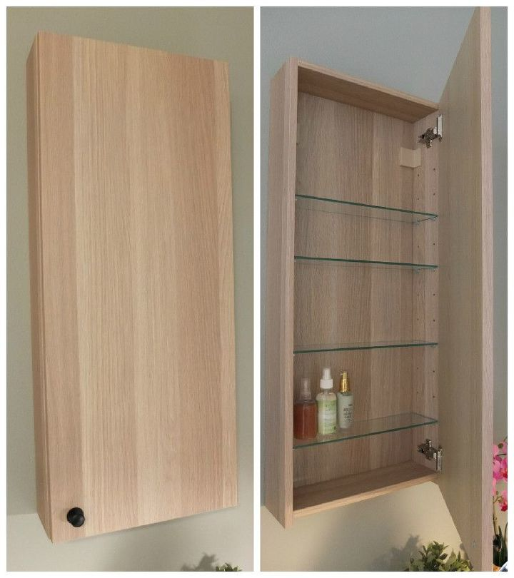 Transform An Ikea Wall Cabinet With Le Medium