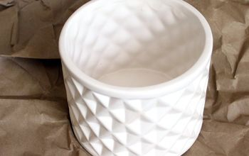 Easy Custom Ceramic Planters to Decorate Your Home