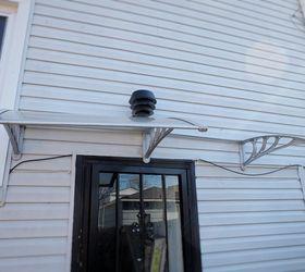 diy door awning & DIY Door Awning | Hometalk