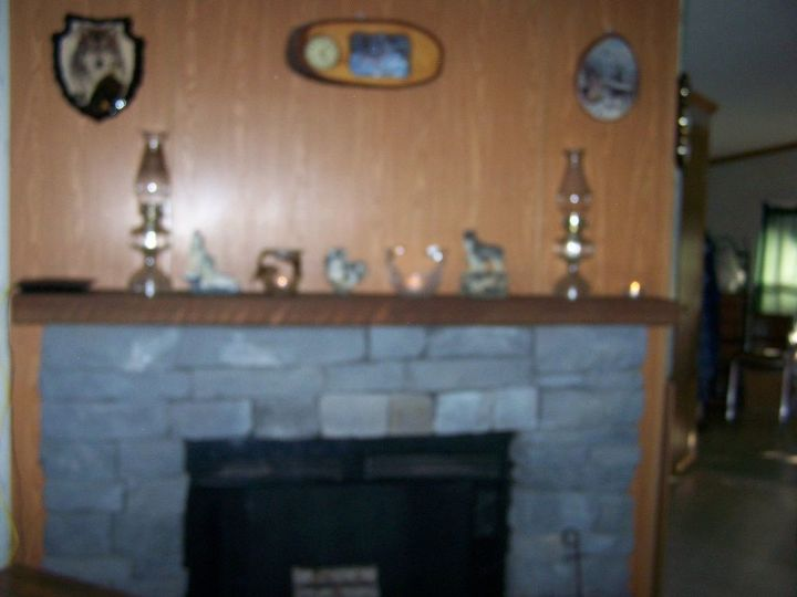 q how do i remove without damaging the mantle