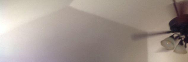 q how do you paint tier ceiling