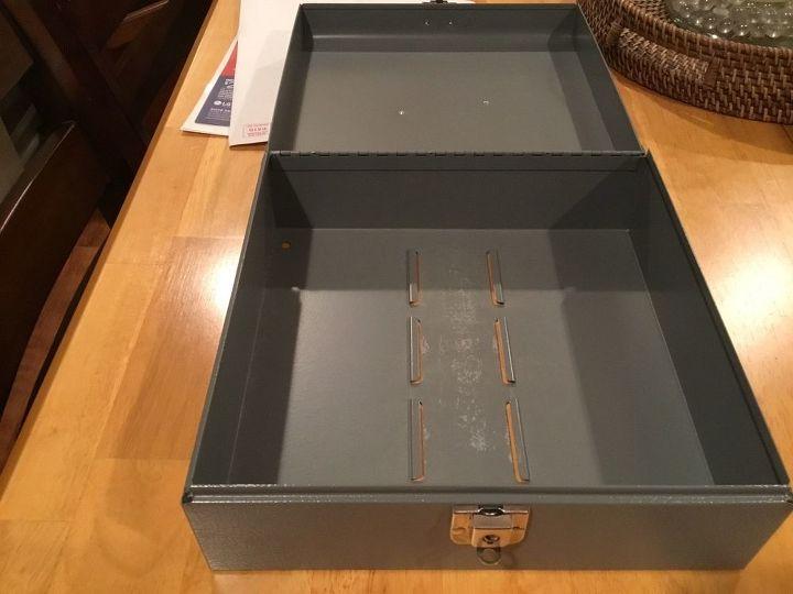 q creatives ideas for this cash box