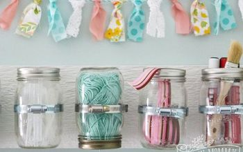 Craft Organization Ideas Mom Will Love