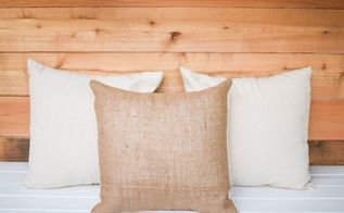 diy farmhouse style outdoor pillow covers drop cloth burlap