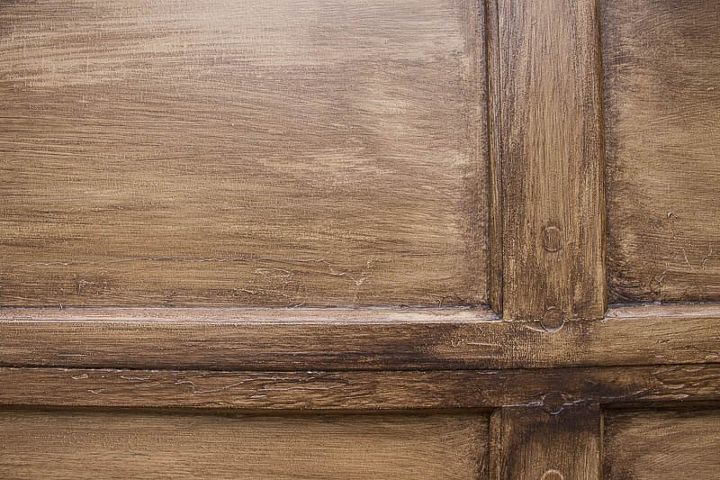 Faux Finishing Garage Doors To Look Like Wood Hometalk