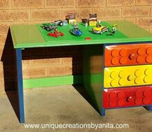 toddler building block table, Toddler Building Block Table