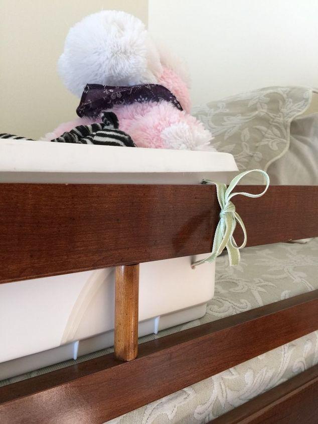 bunkbed safety plus organization