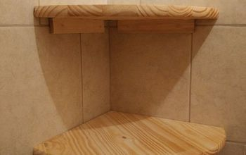 Creative Corner Shelves