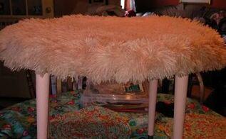 west elm stool knock off