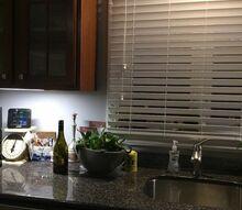 q to decide on kitchen backsplash