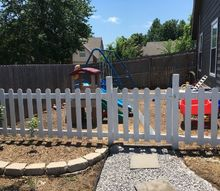 giving purpose to an unused side yard
