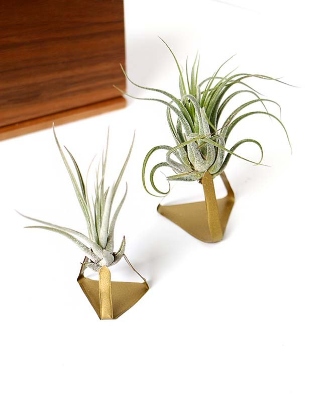 s these west elm knockoffs are pretty unbelievable, Metal Plant Stands