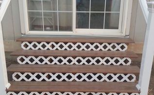 s copy one of these lovely lattice ideas for your home