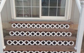 Copy One Of These Lovely Lattice Ideas For Your Home