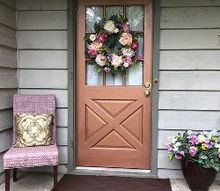 spring porch makeover