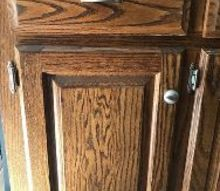 q what is the best way to paint oak cabinets
