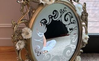 personalizing a mirror