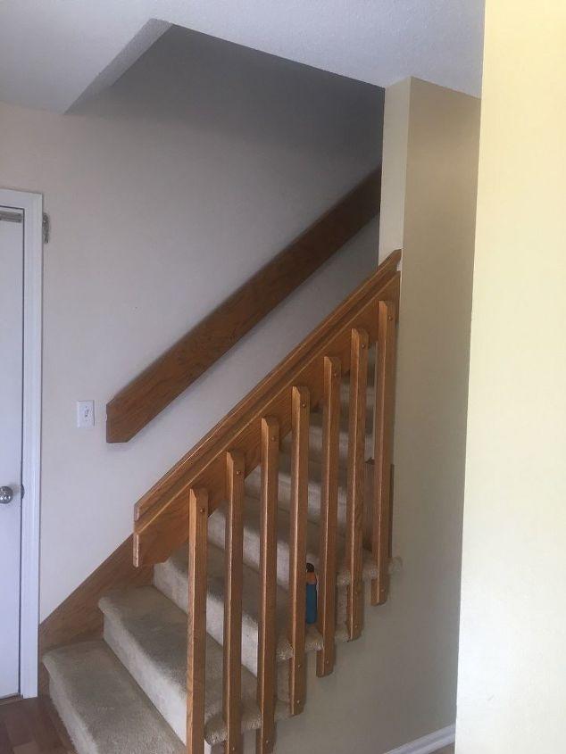 q update railing and banister
